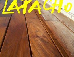 Barrio La Lomada - Instalación Deck de Lapacho