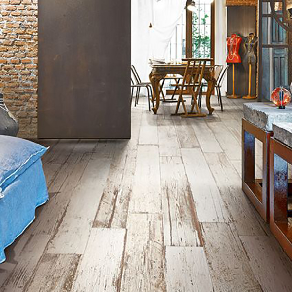 Piso Vinílico - 7 mm WPC - Luxury Style - 124-4 - ambiente - the flooring co